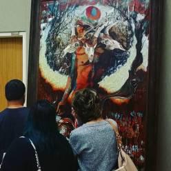 President's Art Show, SLCC, UT