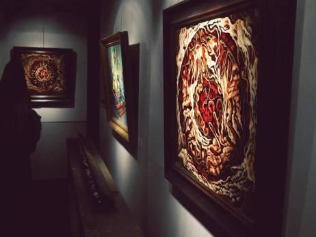 Dia de los Muertos, Slusser Gallery